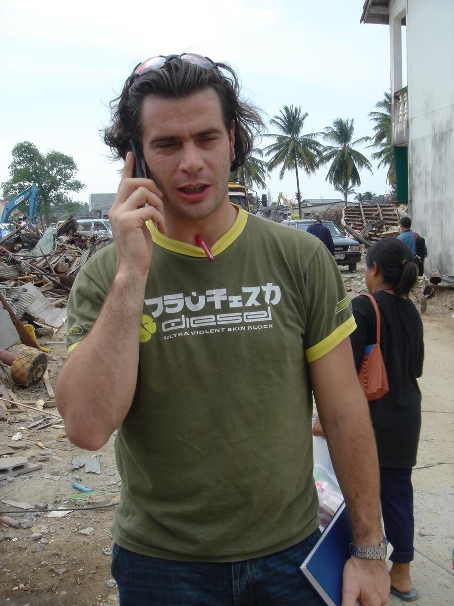Tsunami Einsatz Thailand 124